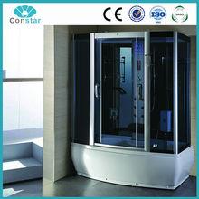 Singular puerta deslizante espacio de ducha
