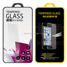 Premium tempered glass film 9H hardness Anti-shock screen film for iphone6/6+