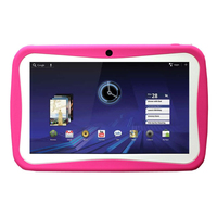 Dual Core Android 4.2 Kids Tablets Mini Pad 7 inch With Protective Case