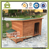 SDD0603 Wooden Dog Puppies kennels for Sale