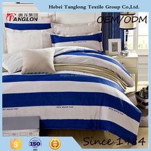 New arrival 2015 bright colour comforter set high quality 100% cotton comforter set from bedsheet manufacture china