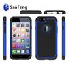 Rubber silicone ballistic mobile phone case hardshell for iphone 6 6s phone;for iphone 6 cell phone plastic case cover