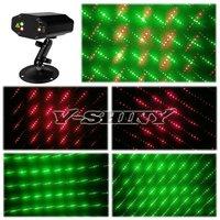 Mini laser dance light