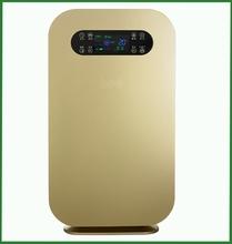 LCD display filter fabric hepa air purifier negative ion china