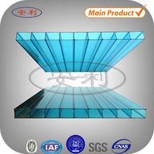ANLI PLASTIC polycarbonate hollow sheet carport