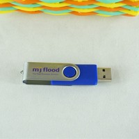 Promotional Rotating USB 2.0 Drive