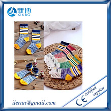 Wholesale promotion and comfortable Children Striped Socks