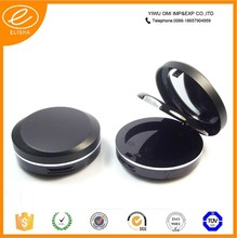 Empty compact powder container, compact powder case, compact powder packaging