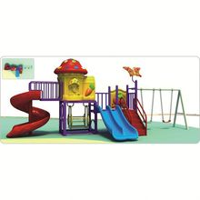 outdoor playground 2012, NO.210 tree house outdoor playground equipment toys