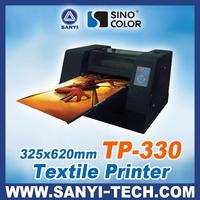 TP-330 DGT Direct to Garment Printing Machine