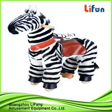 Amusement Park Toys Horse Children Play Toy Entertainment