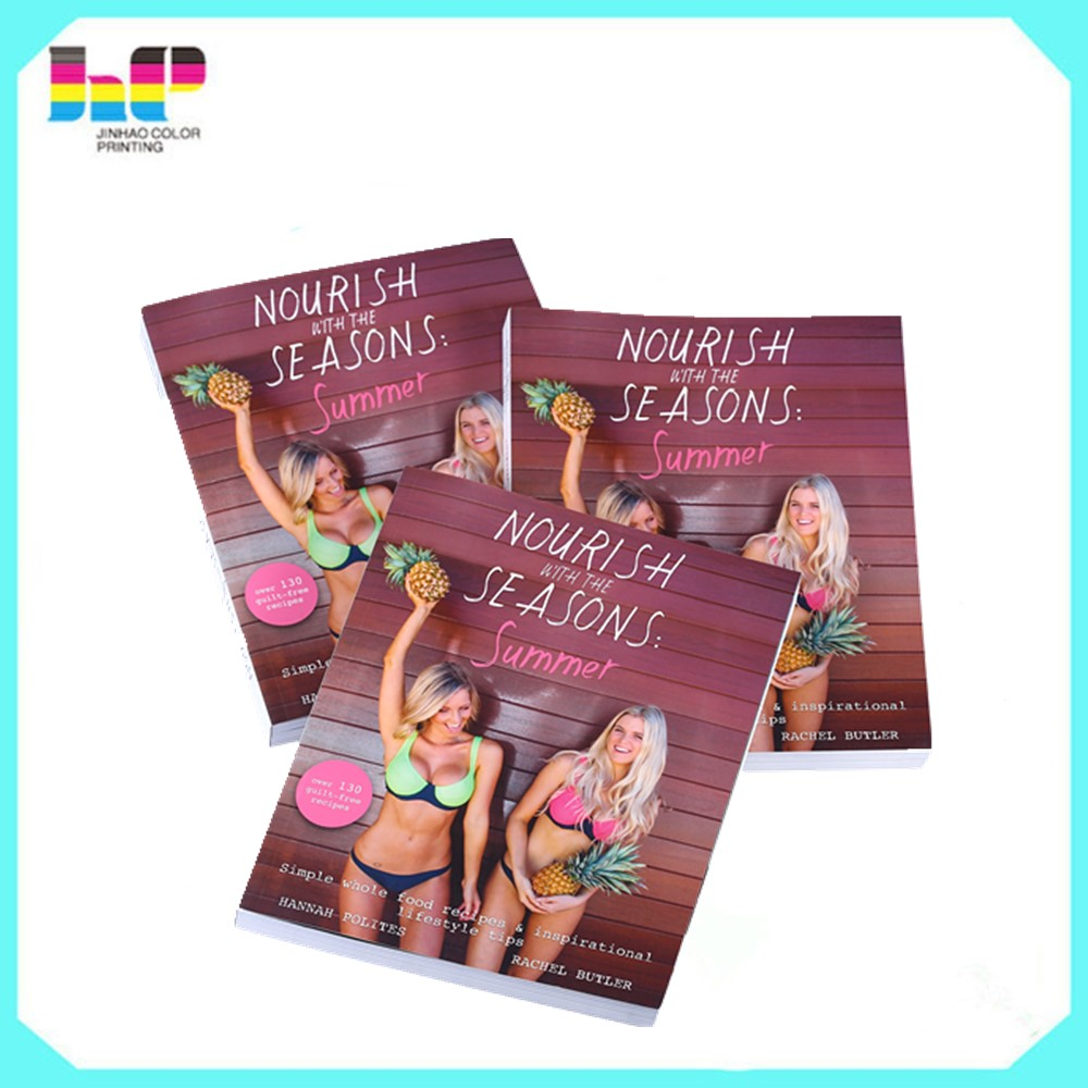 Stampa personalizzata 2016 vendita calda popolare rivista di moda stampa stampa di riviste del sesso adulto porno