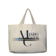 hot new products for 2015 round canvas bag, canvas mock up shopping bag