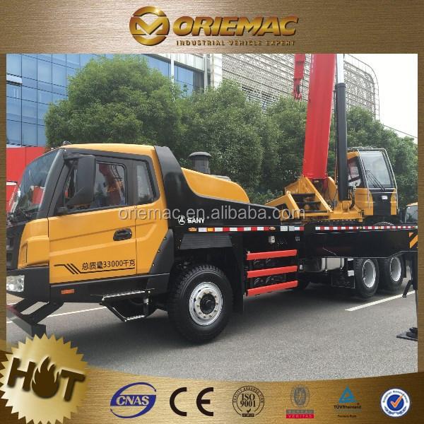 SANY 30 tonnes SPC300 <span class=keywords><strong>NOMBRE</strong></span> de camion Grue