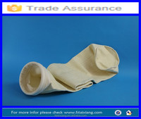 Direct factory supply low price high quality High Temperature Dust Collector Filter Bag for pulse jet bag filter