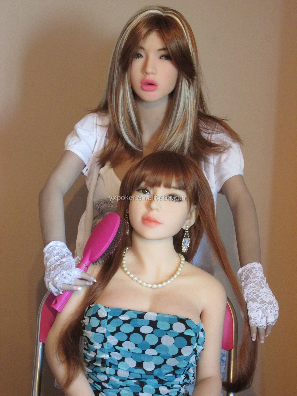 Full silicone body japan sex doll adult products
