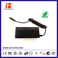 Low MOQ power adapter 19v 3.42a,5.5*2.5mm for laptop notebook replacement