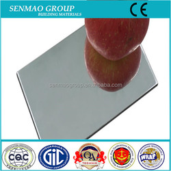 ACM wall covering panel/ dibond composite board/ building construction material