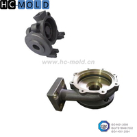 Fabrication resin aluminium sand casting products and ductile iron sand casting