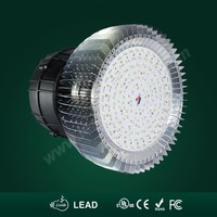 CE RoHs SAA UL Certified E40 80watt LED Low Bay Light with Meanwell driver and Bridgelux Chips