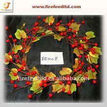 Maple Leaf Wreath