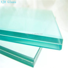 price of tempered laminated glass thickness