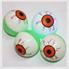 65mm TPU flashing eye bouncing ball for Hallowmas promotion gift toy ball