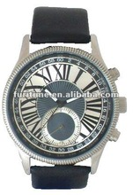chronograph watch japan movement quartz watch, waterproof watches for women ,2012 hot latest watches