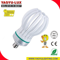 High Power Lotus Energy Saving Light Bulb 5U T5 95W
