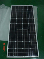 36 mono cell solar photovoltaic module 130W 140W 150W 18V