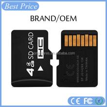 Bulk items 2gb 4gb 8gb 16gb 32gb 64gb memory card with factory price