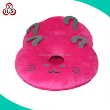 2015 newest plush soft child cute round pillow