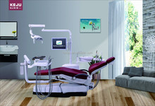 Dental Chair for Lefty and Right Hand Opertation with Three Memory Programme