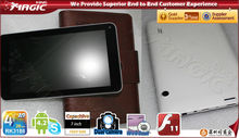 High quality China Android tablet MID with correct IMEI number OEM with GPS map