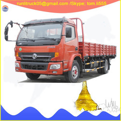 dongfeng light truck manufacture direct sale for DFA1090SJ11D5 dongfeng captain left hand drive 4*2 8 tons cargo truck sale