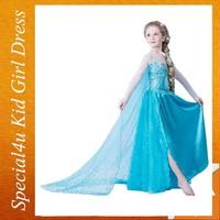 SFUBD-929 birthday latest children for girl elsa dress frozen dress