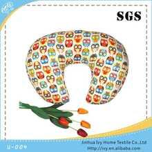 U Shape Headrest Memory Neck Soft Cushion Pillow Nursing small heart pillow