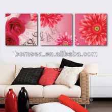 digital picture calligraphy brush stroke group painting canvas printing