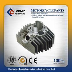 Professional telescopic hydraulic cylinder OEM 4 Strokes 70cc 90cc 100cc 110cc Motorcycle Cylinder