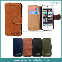 High quality for iPhone 5 5s Wallet Leather Case,Cover for iPhone 5s