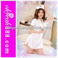 New style popular recommend sexy nurse costumes sexy costumes latex nurse costume