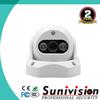 2015 new design! indoor dome camera ip camera 1megpixel 720p