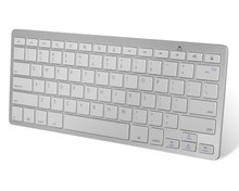 colored computer keyboards ultra slim wireless bluetooth 3.0 keyboard with window and mac layout