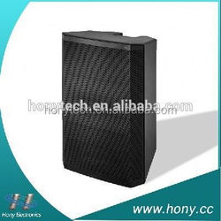 2.0 multi-media bluetooth active speaker, dual 12 inch subwoofer, with USB, SD, FM radio, remote control
