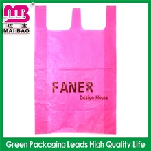 great varieties hdpe tshirt bags of all sizes for exporting