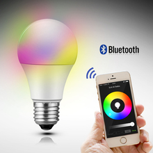 ce rohs ul color smart tempered led bulbs & bluetooth color led light bulb & wifi enabled light bulb