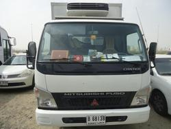 chiller//freezer//refeer and refrigerated truck and van for rent UAE