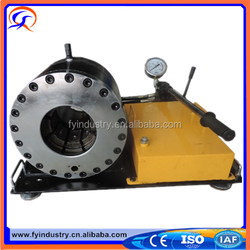 CE energy-efficient new arrival discount hose assembly crimping machine from FY51M