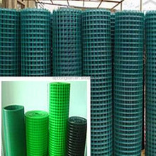 China green coated double welded fence Holland galvanized wire mesh roll wire fencing Sheep wire mesh fence