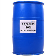 AA/AMPS 30% cas no. 40623-75-4 scale inhibitor and dispersant on high concentration index